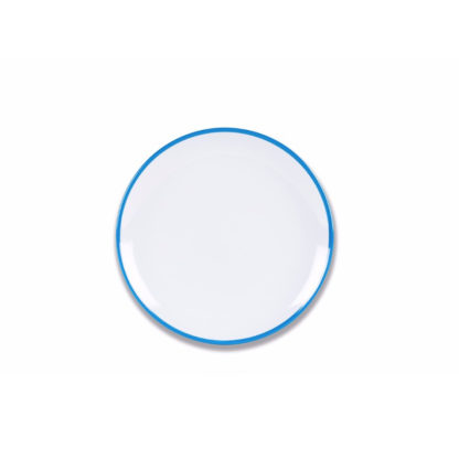 Kampa Vivid Blue Melamine Plate