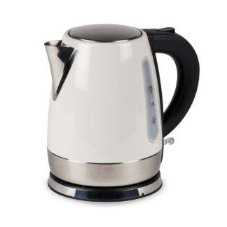 Kampa Cascade 1L Kettle - Cream