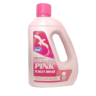 Elsan Pink Toilet Rinse