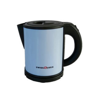 Swiss Luxx Blue Coloured Kettle
