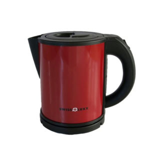 Swiss Luxx Red Coloured Kettle