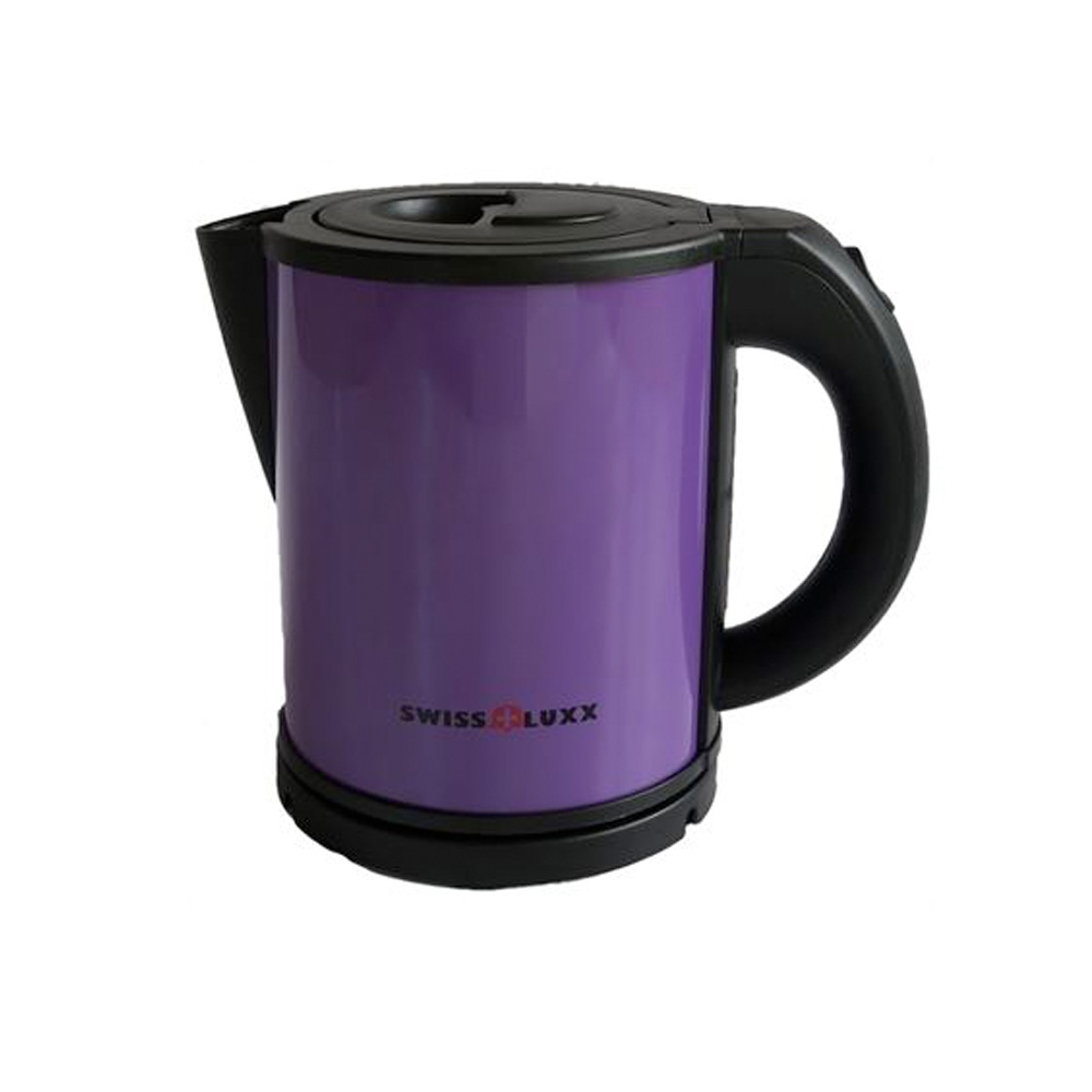 Swiss Luxx Violet Coloured Kettle