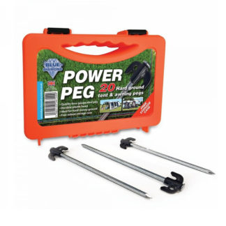 Blue Diamond Power Pegs
