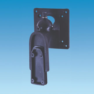 Caravan TV Bracket - Black