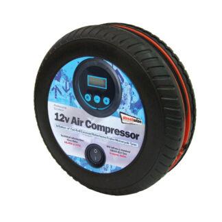 Caravan Tyre Inflator