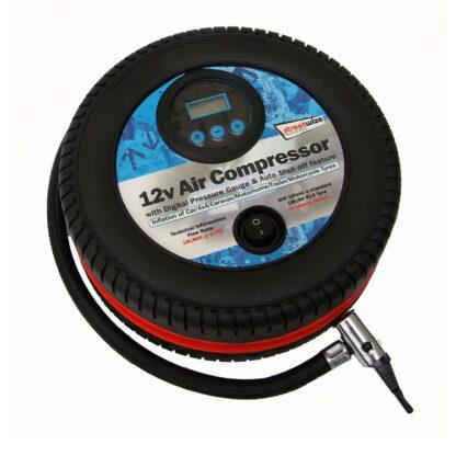 Tyre Shape 12V Air Compressor