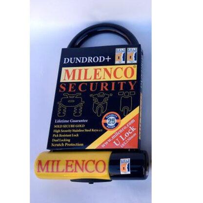 Milenco Dundrod++ Motorbike U Lock 18x230mm