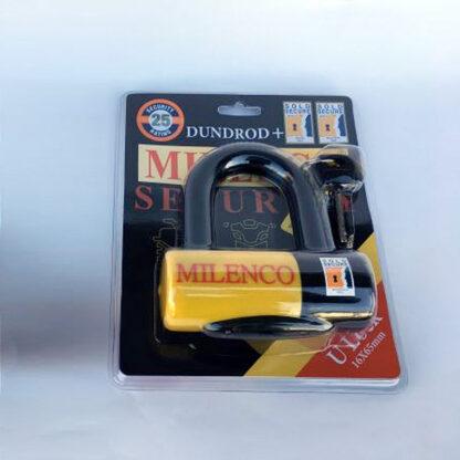 Milenco Dundrod+ Motorcycle U Lock 16x65mm