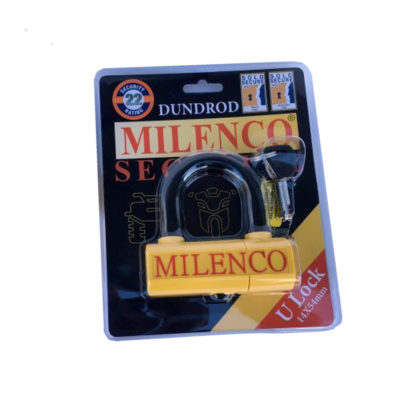 Milenco Dundrod Motorcycle U Lock