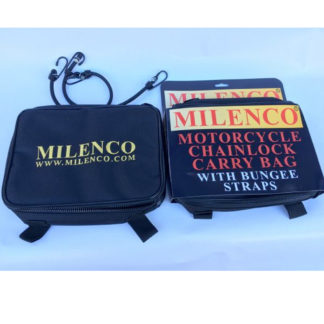 Milenco Motorcycle Chain Lock Carry Bag