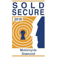 Sold Secure Motorcycle Diamond