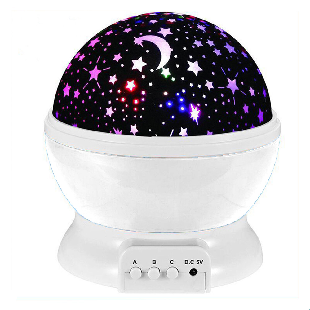 Star Light Projector Night Light White Music The Caravan Accessory Store