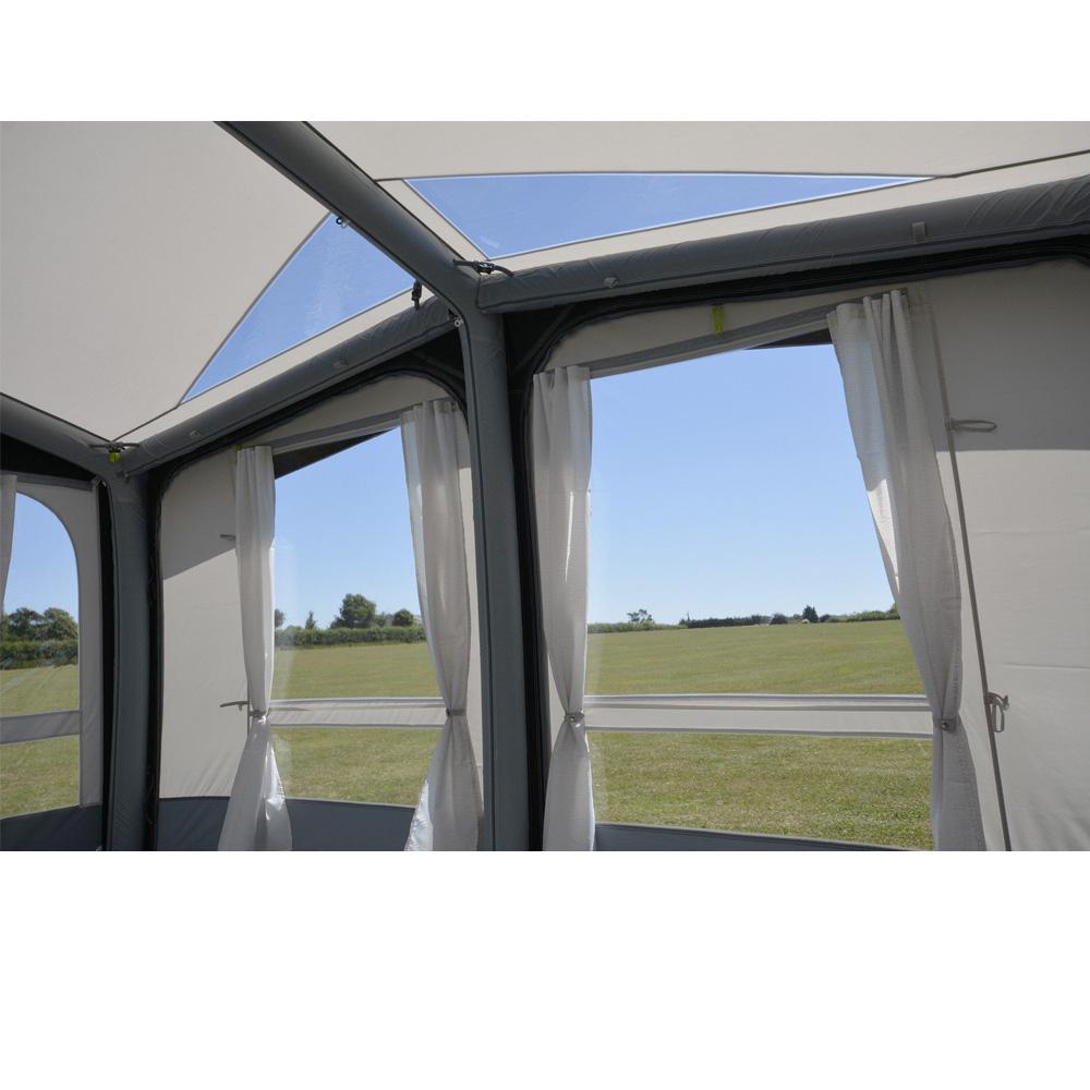 Kampa Club Air Pro 390 Caravan Awning The Caravan Accessory Store