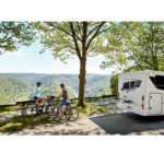 Swift Motorhome Bike Rack