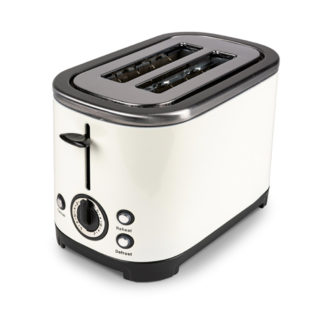 Kampa Deco Toaster Cream