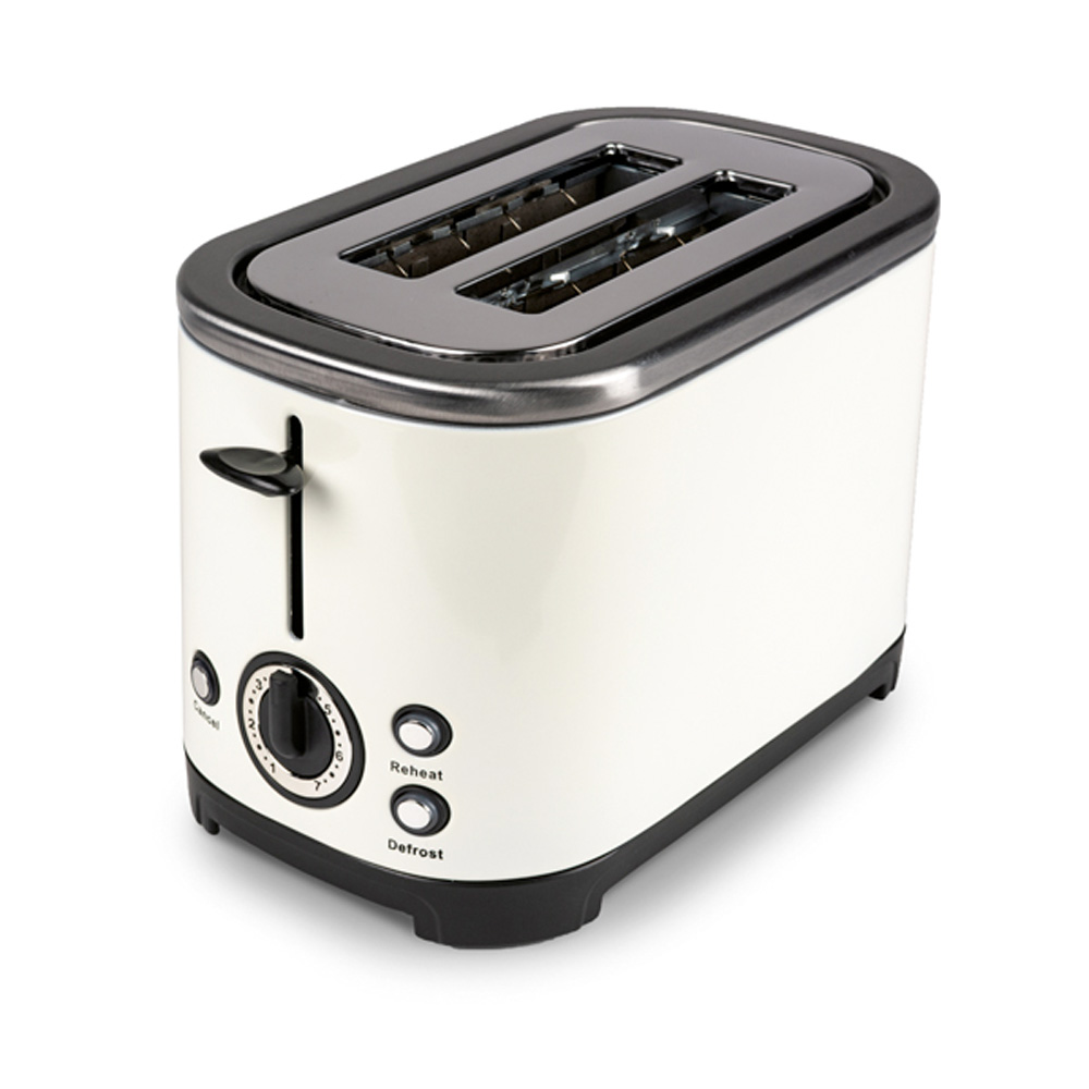 Kampa Deco Cream 2 Slice Toaster The Caravan Accessory Store