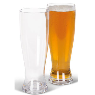 Kampa beer glass two