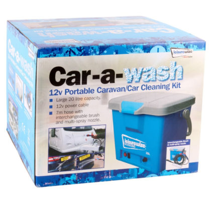 Leisurewize CarAWash LWACC362 copy