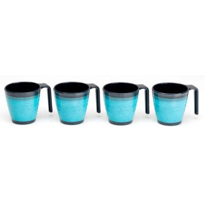 80843d60eb1 ... Melamine Stacking Mugs Granite Aqua – 4 Pack. Flamefield GA423 Aqua Mugs  · Flamefield Aqua GA423 Mugs