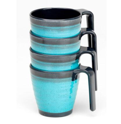Flamefield GA423 Aqua Mugs