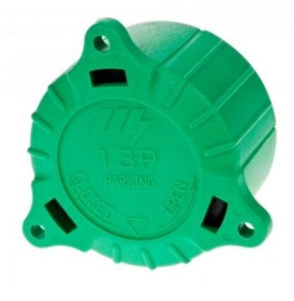 Powerpart 13 Pin Green Parking Plug RI704