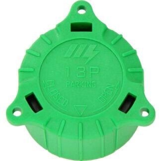 Powerpart RI704 13 Pin Green Parking Plug