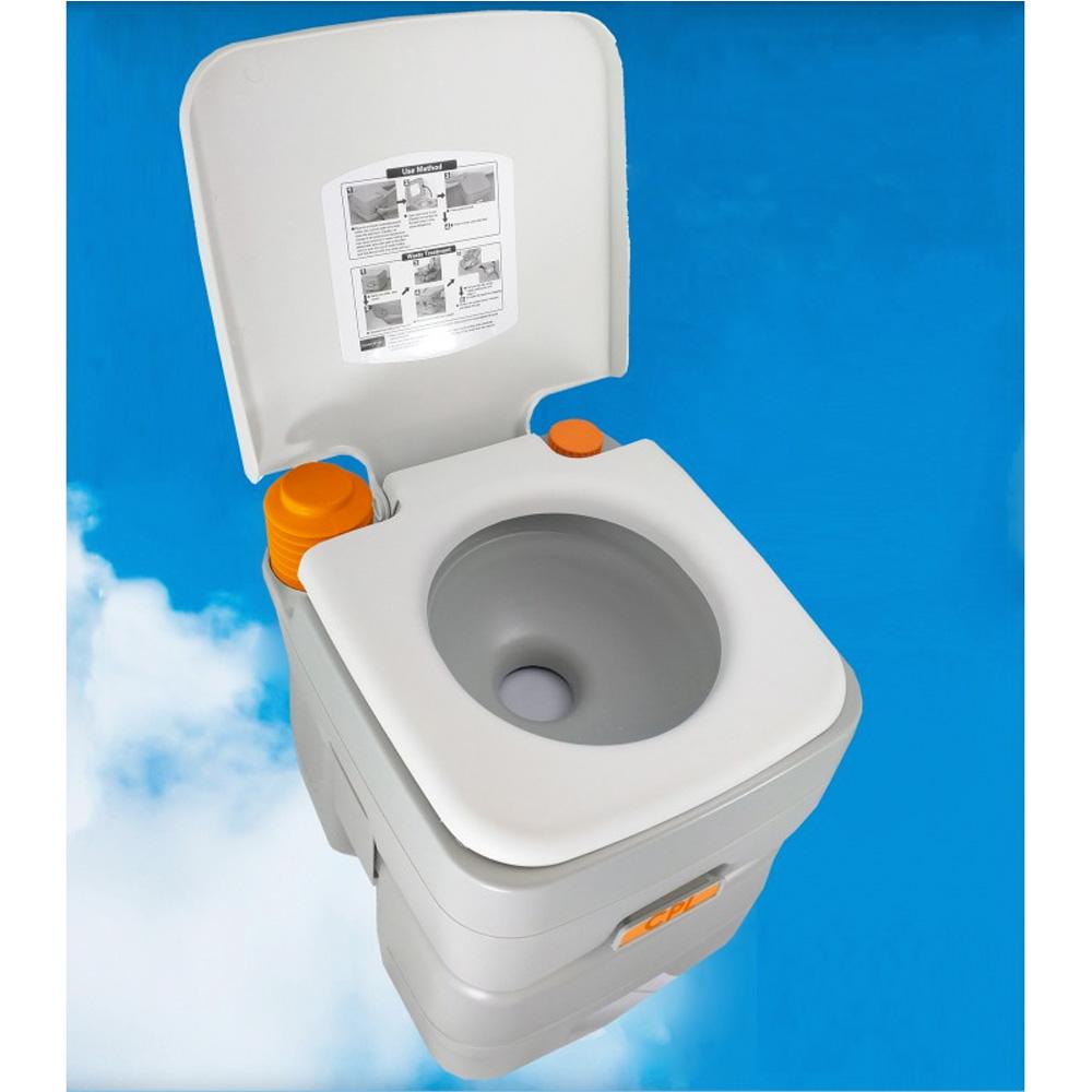 PortaPro 20L Deluxe Portable Toilet