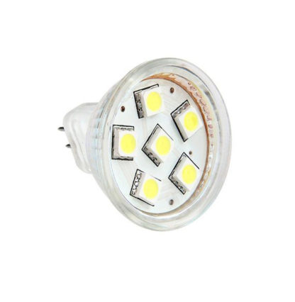 Kampa 6 LED GU4 MR11 Bulb LG2008