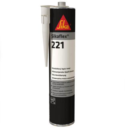 Sikaflex 221 Black