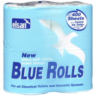Elsan Toilet Tissue 4 Pack