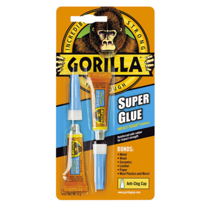 Gorilla Glue Super Glue 1250B