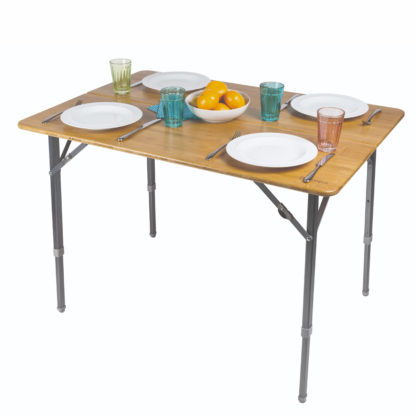 Kampa Medium Bamboo Table TA2010