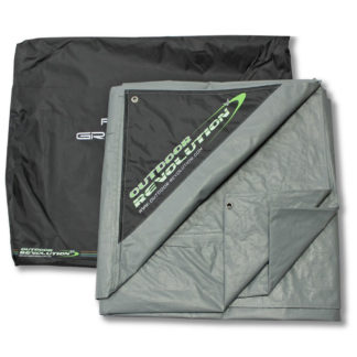 OR CAYman Tail GROUNDSHEET ORBK7185