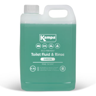 Kampa Green Toilet Fluid 2.5L LQ0008
