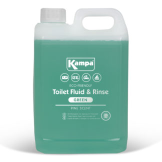Kampa Green Toilet Fluid 5l LQ0009