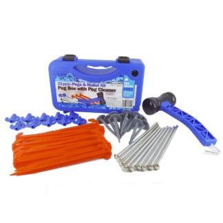 Leisurewize Peg And Mallet Kit LWACC430