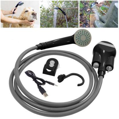 Leisurewize Portable Shower Rechargeable LW627