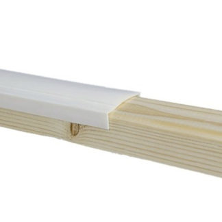 Pennine 39mm Window Capping White PO639
