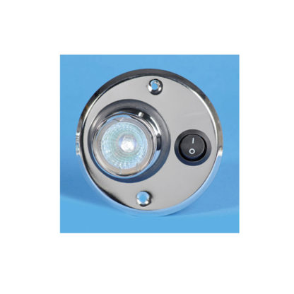 Pennine Switched Directional Swivel Light PO762