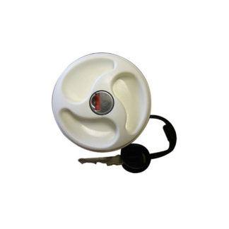 Pennine Water Filler Cap 40mm White ES2200