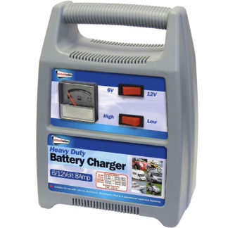 Streetwize 6v 12v Battery Charger