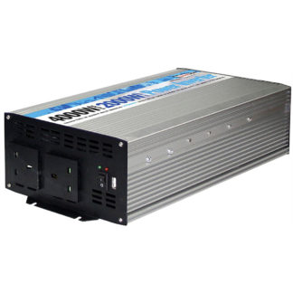 Streetwize DC to AC Power Inverter SWINV2000