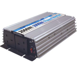 Streetwize Power Inverter 1000W SWINV1000