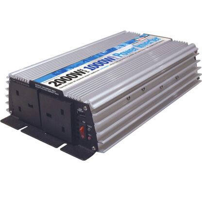 Streetwize Power Inverter 1000W SWINV1000