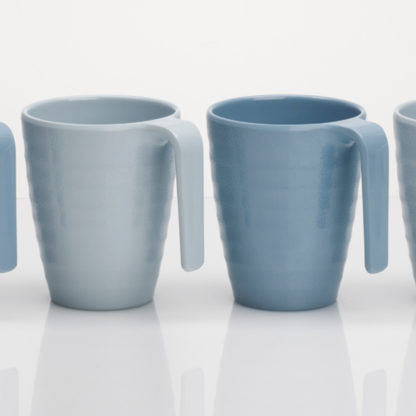 Flamefield Mug Set Shades Of Blue SB423