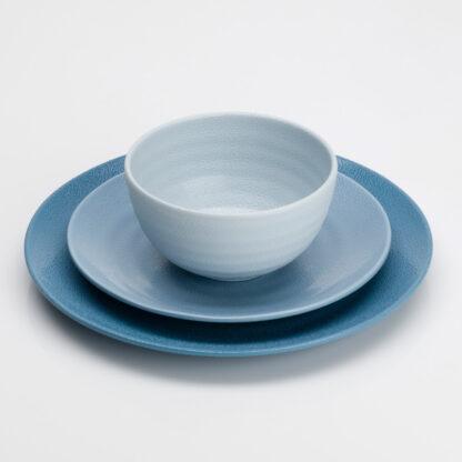 Flamefield SB0112 Shades Of Blue Melamine