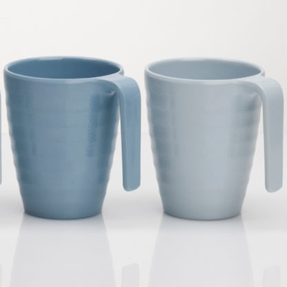 Flamefield Shades Of Blue Mug 4 Pack SB423