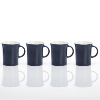Flamefield Two Tone Mug Set 4 Pack FM424