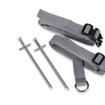 Kampa Grey Storm Tie Down Kit AA9002
