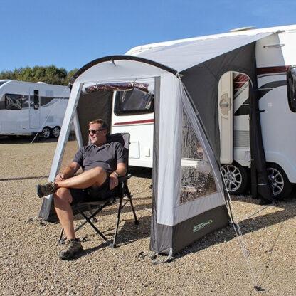 Outdoor Rev Porchlite 200 Fibre Poled ORBK1000